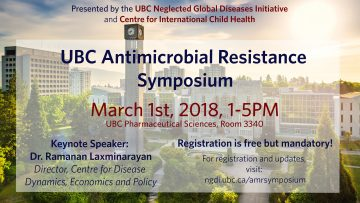 UBC Antimicrobial Resistance Symposium